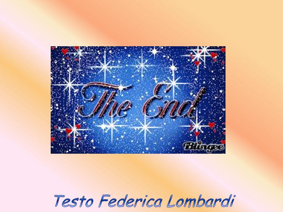 Testo Federica Lombardi
