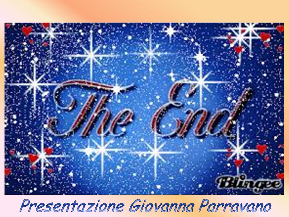 Presentazione Giovanna Parravano