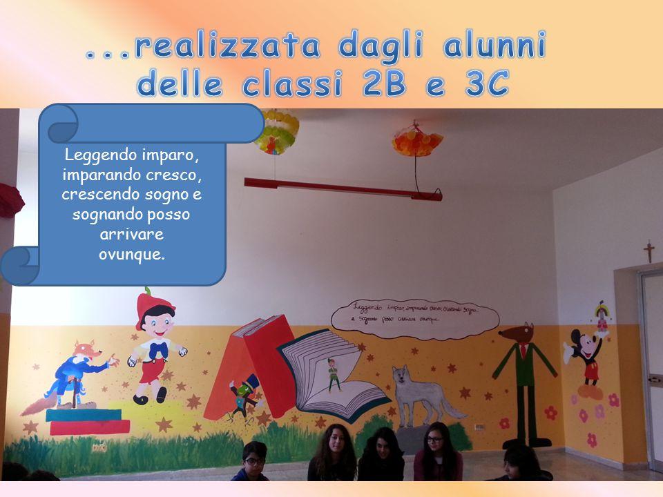 ...realizzata dagli alunni