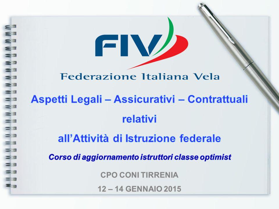 Aspetti Legali – Assicurativi – Contrattuali relativi