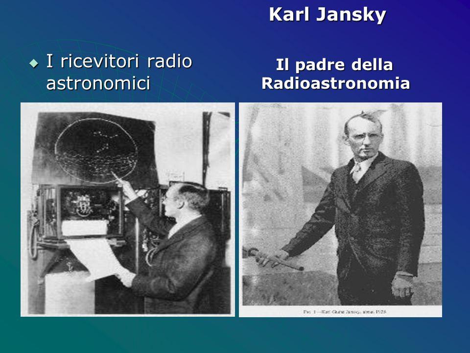 I ricevitori radio astronomici