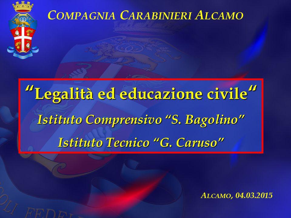 Legalità ed educazione civile