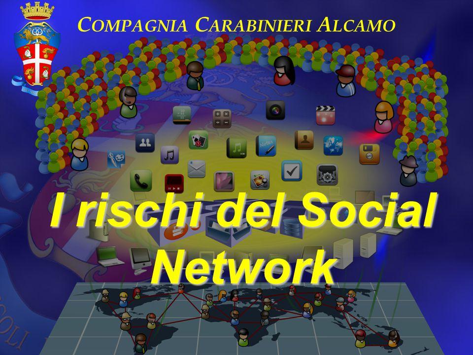 Compagnia Carabinieri Alcamo I rischi del Social Network