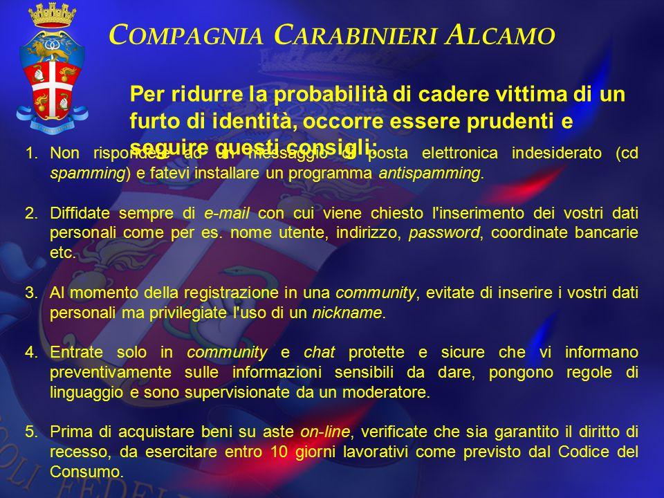 Compagnia Carabinieri Alcamo