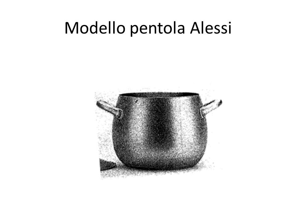 Modello pentola Alessi