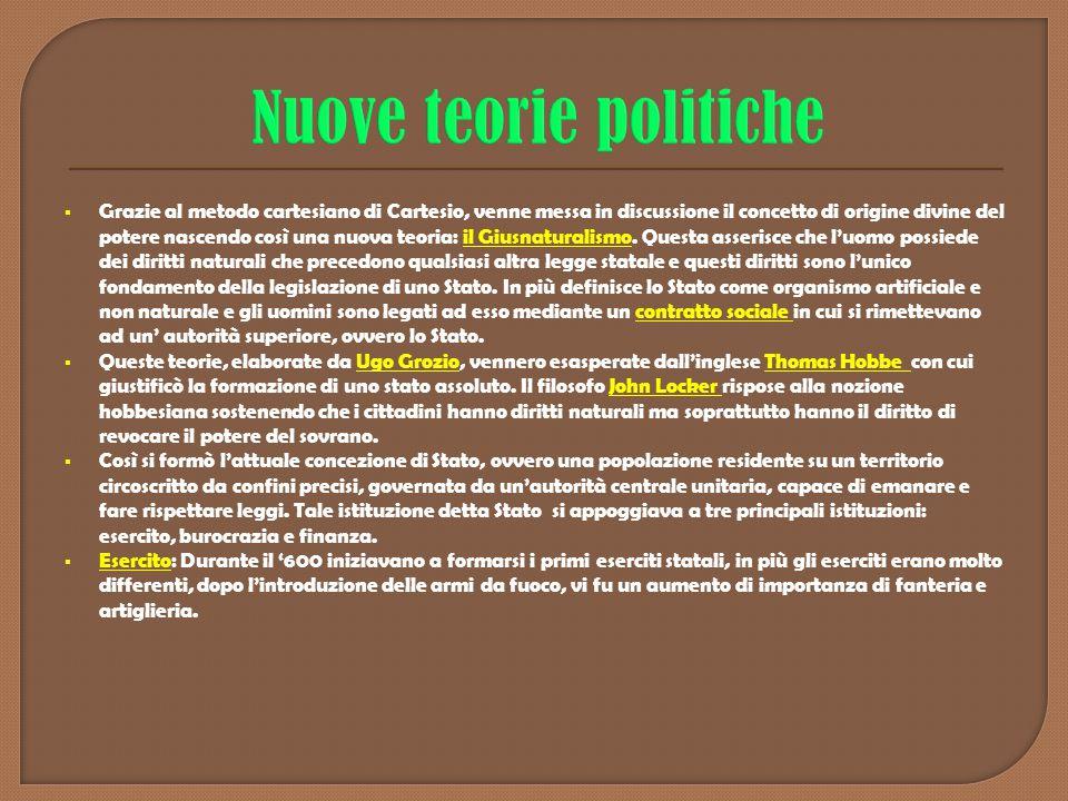 Nuove teorie politiche
