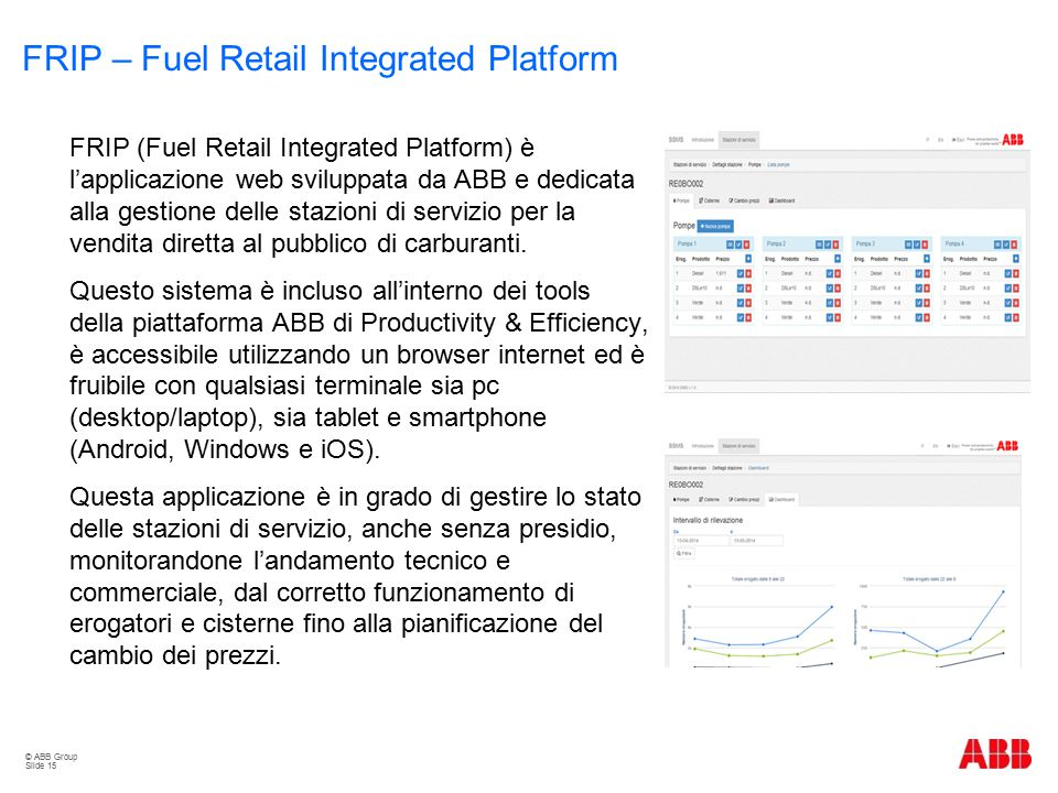 FRIP – Fuel Retail Integrated Platform