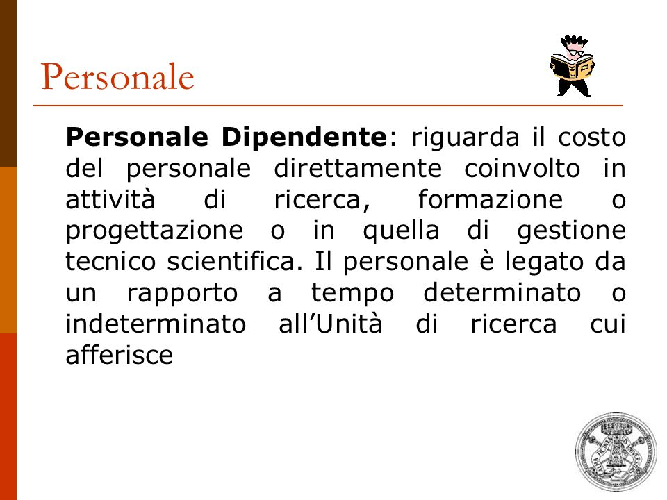 Personale