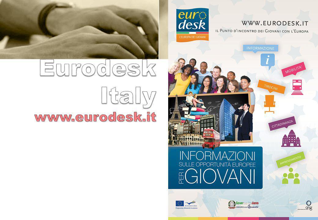 Eurodesk Italy www.eurodesk.it