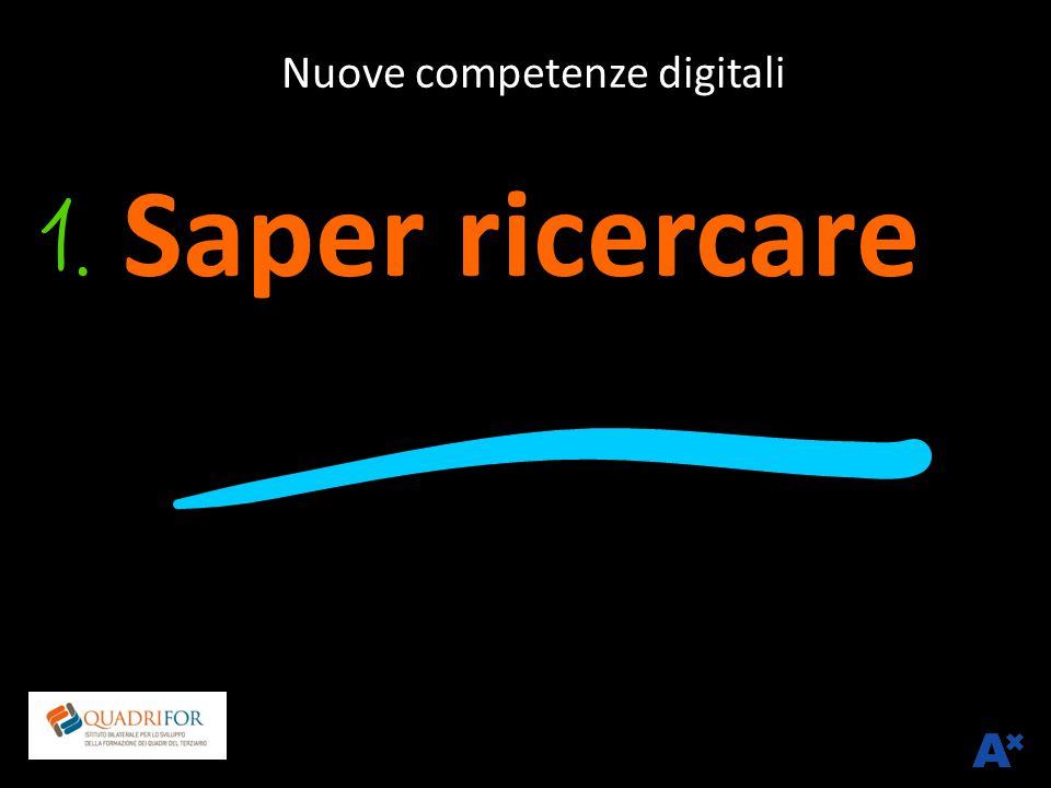 Nuove competenze digitali