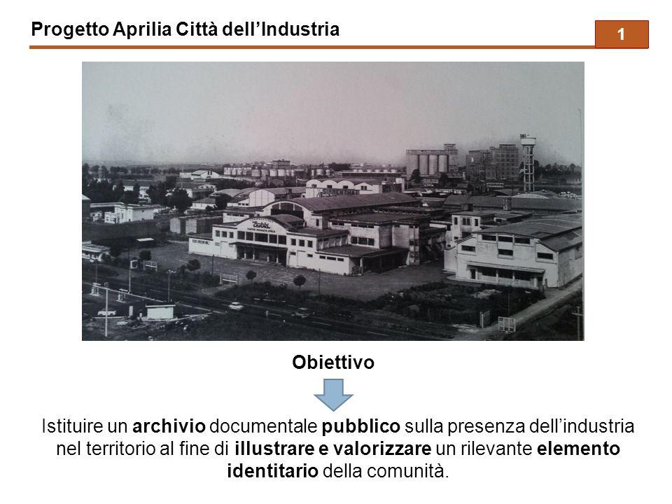 Progetto Aprilia Città dell'Industria