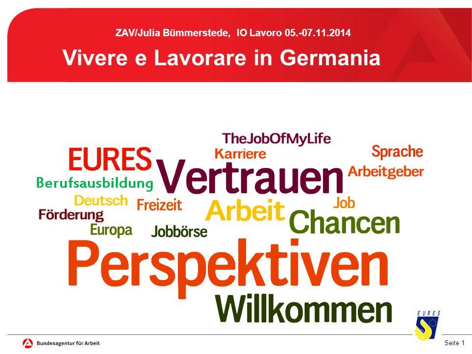 ZAV/Julia Bümmerstede, IO Lavoro 05.-07.11.2014