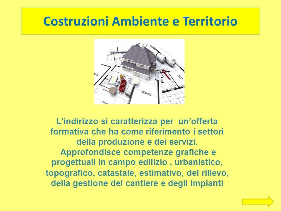 Costruzioni Ambiente e Territorio