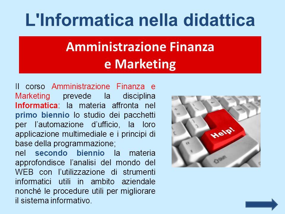 Amministrazione Finanza