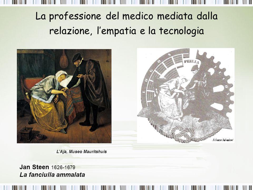 La professione del medico mediata dalla relazione, l'empatia e la tecnologia