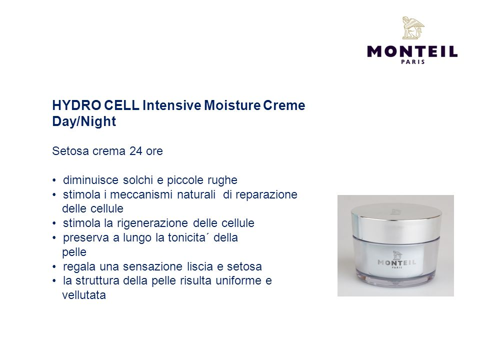 HYDRO CELL Intensive Moisture Creme Day/Night