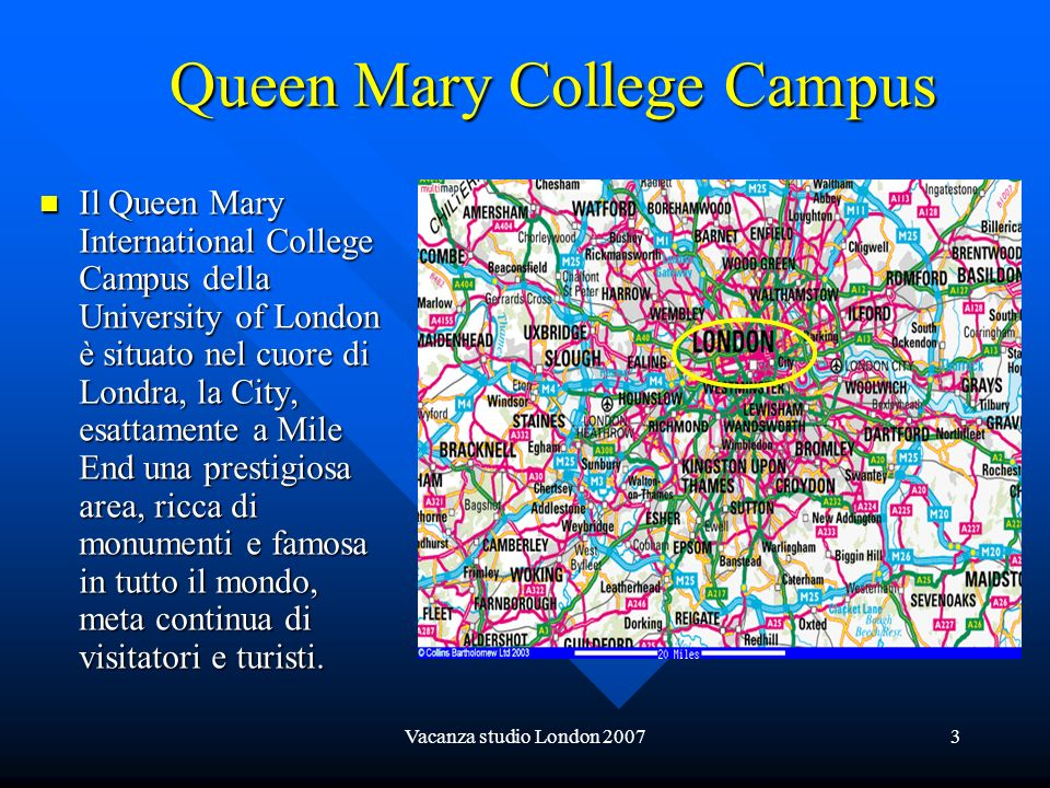 Queen Mary College Campus