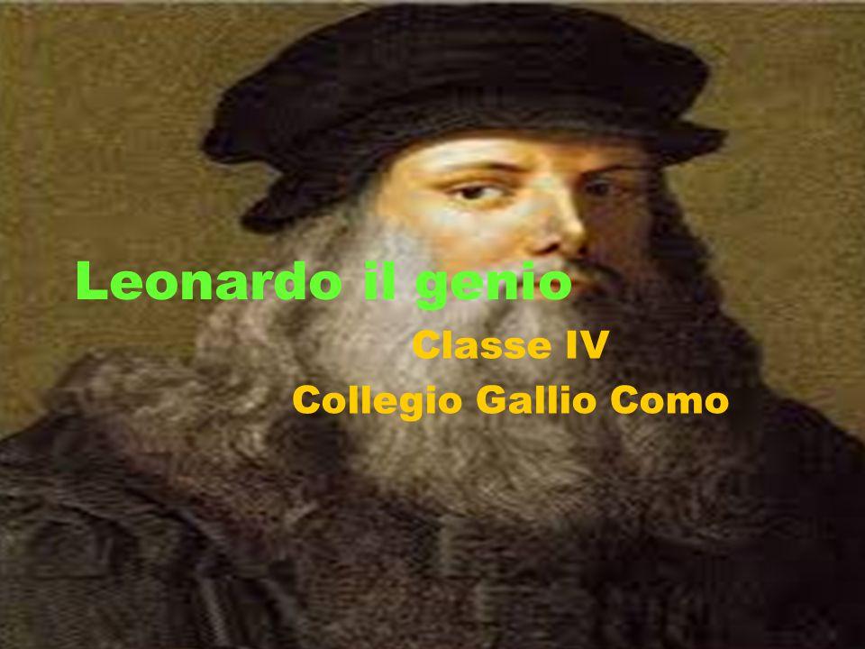 Classe IV Collegio Gallio Como
