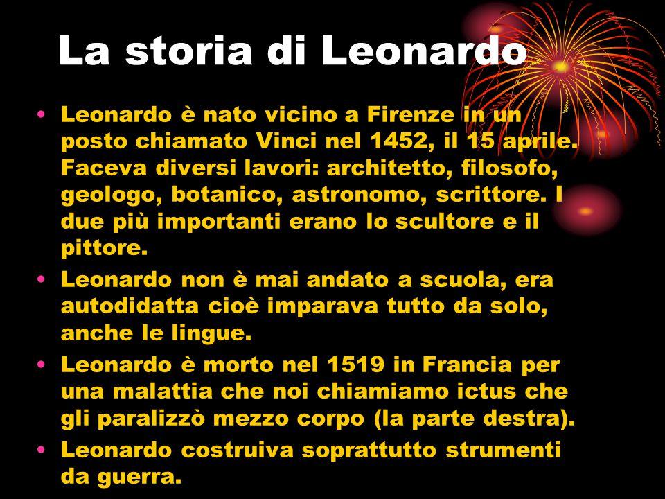 La storia di Leonardo