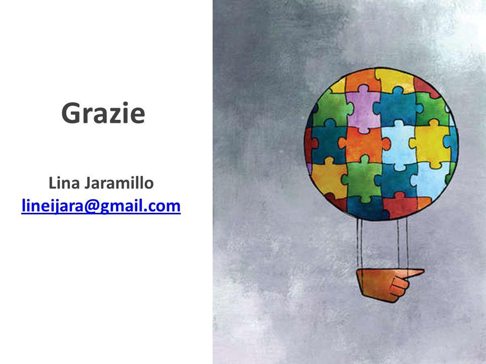 Grazie Lina Jaramillo lineijara@gmail.com