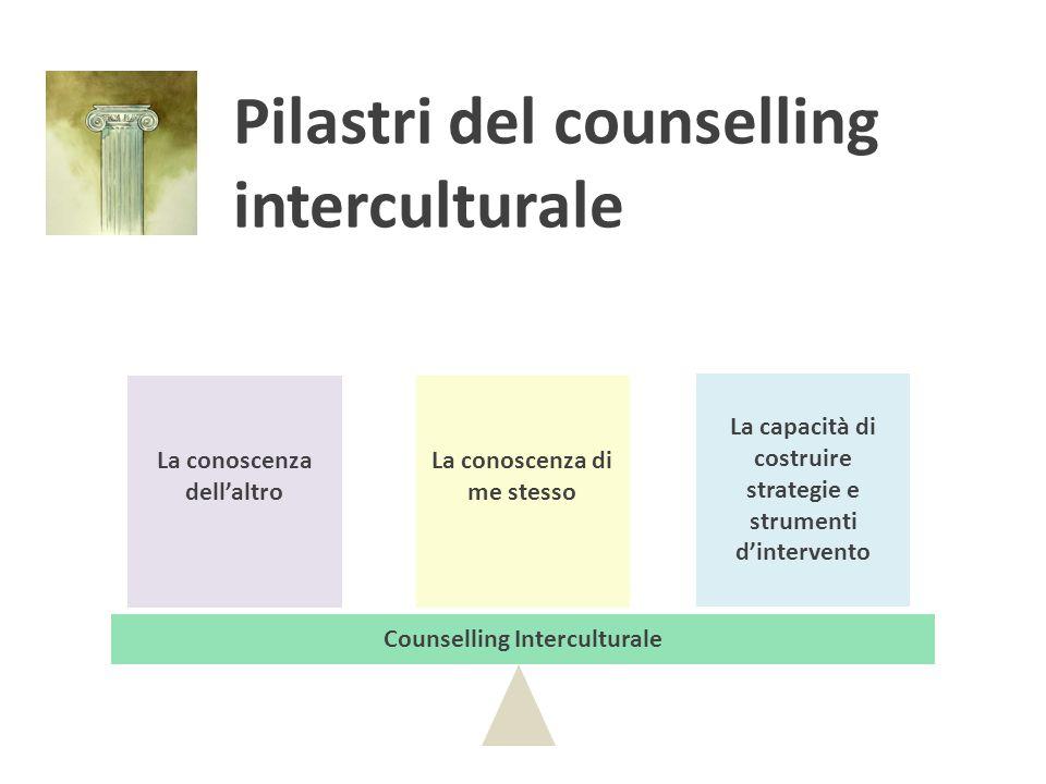 Pilastri del counselling interculturale
