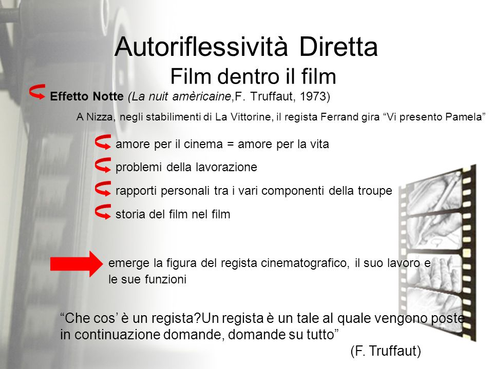 Autoriflessività Diretta