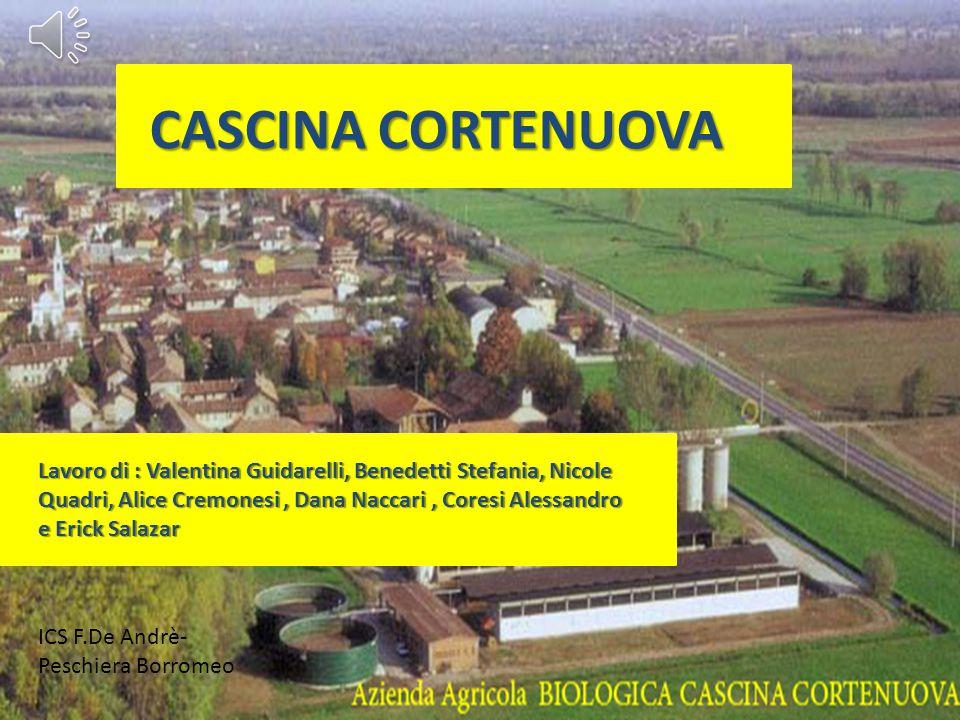 CASCINA CORTENUOVA