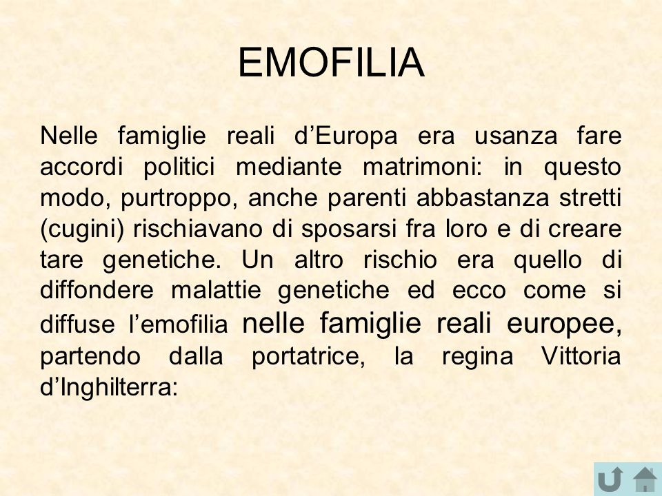 EMOFILIA