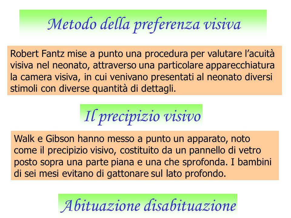 Metodo della preferenza visiva