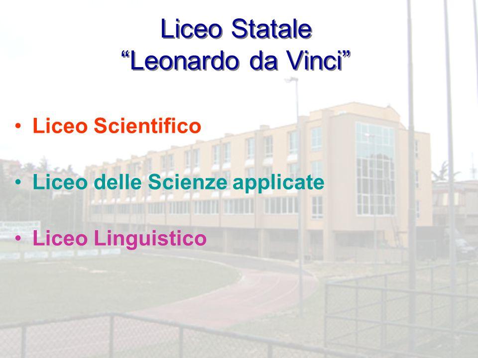 Liceo Statale Leonardo da Vinci