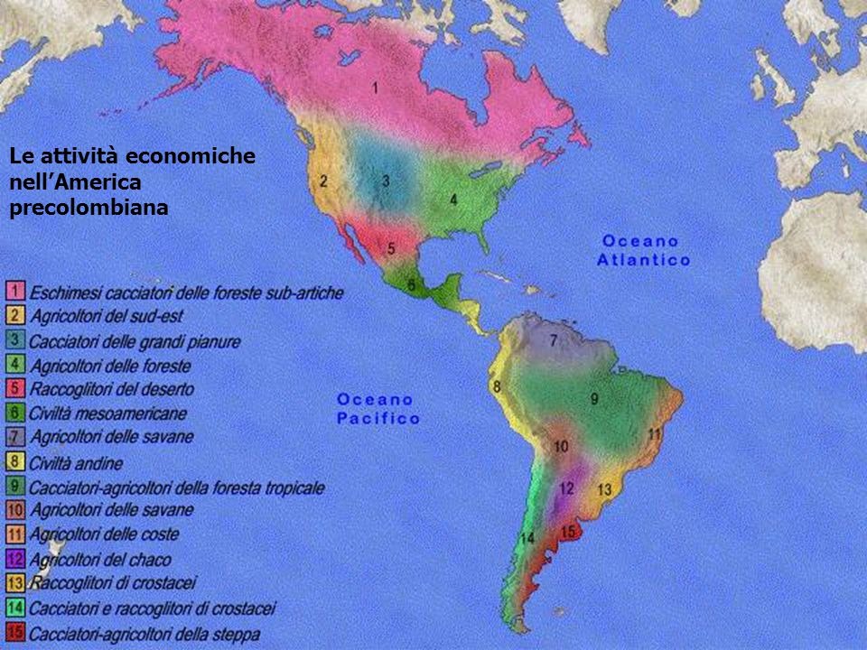 Le attività economiche