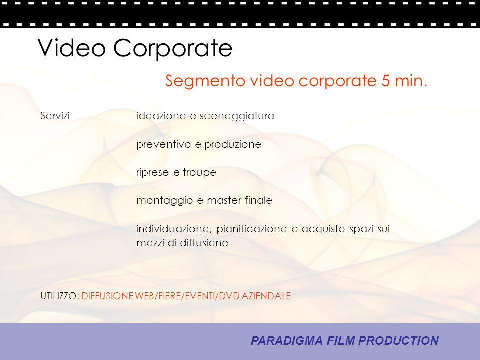 Video Corporate Segmento video corporate 5 min.