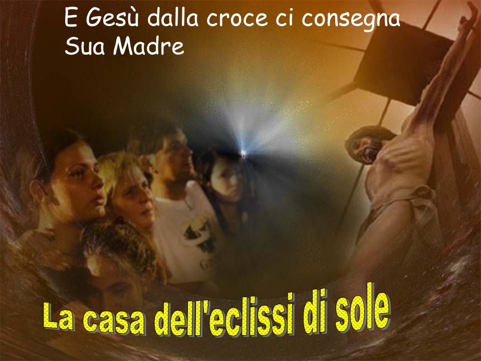 La casa dell eclissi di sole