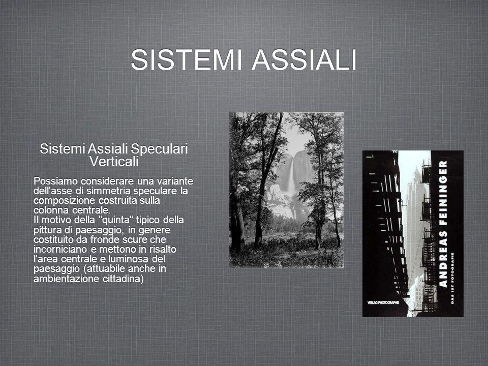 Sistemi Assiali Speculari Verticali