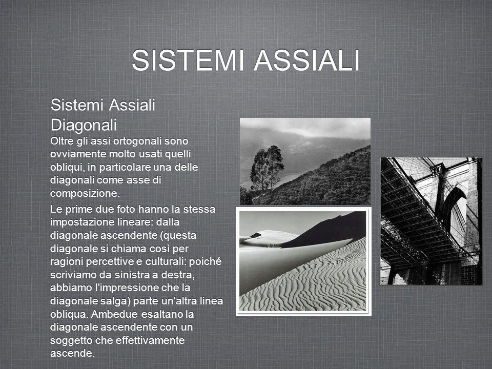 SISTEMI ASSIALI