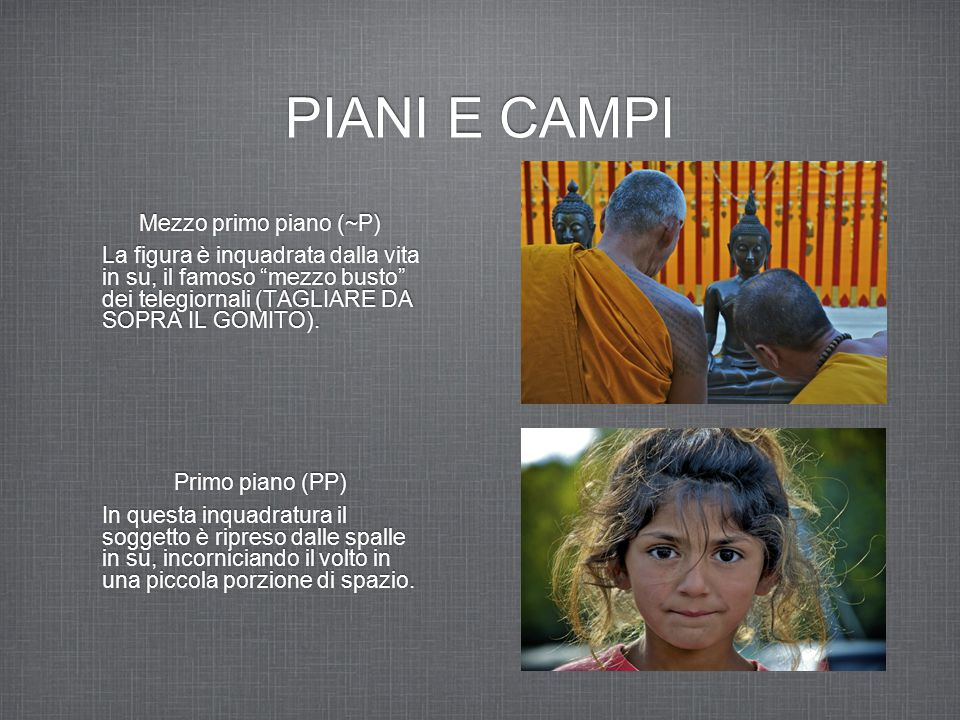 PIANI E CAMPI Mezzo primo piano (~P)