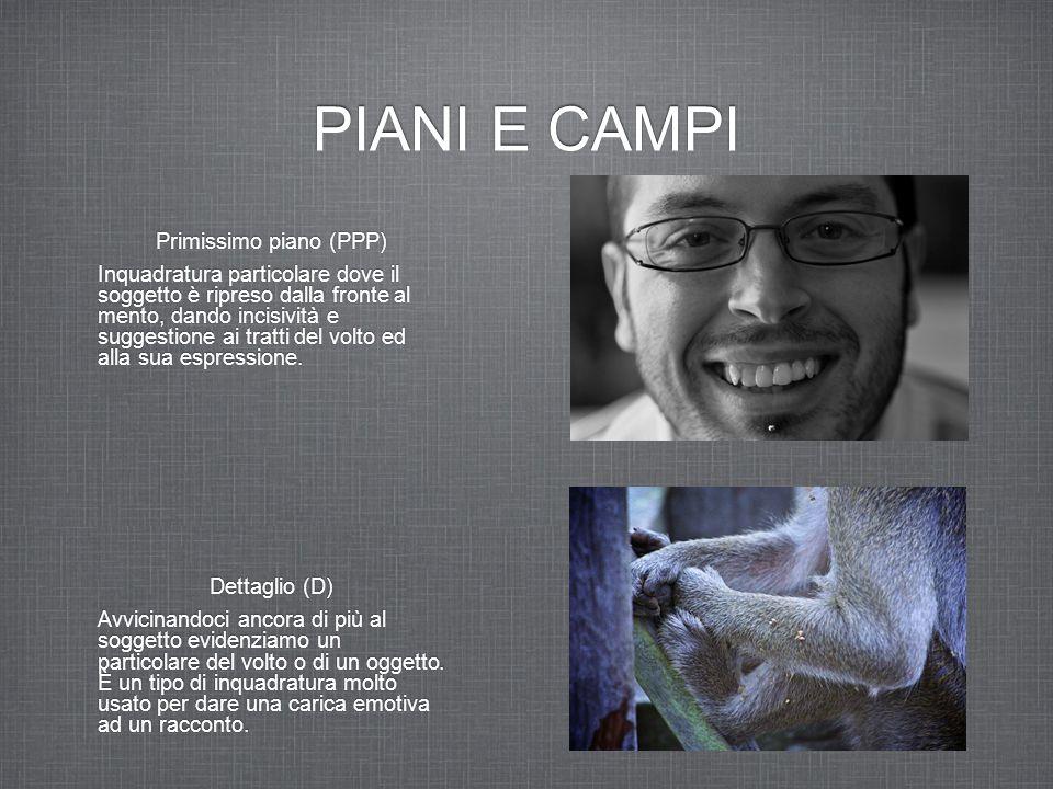 Primissimo piano (PPP)