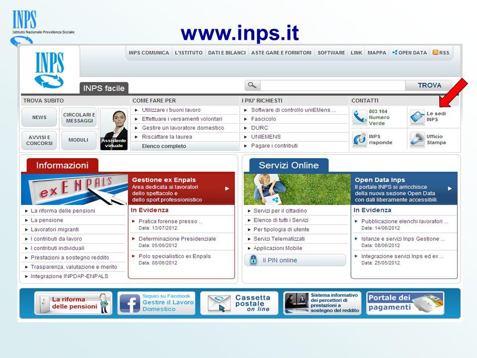 www.inps.it