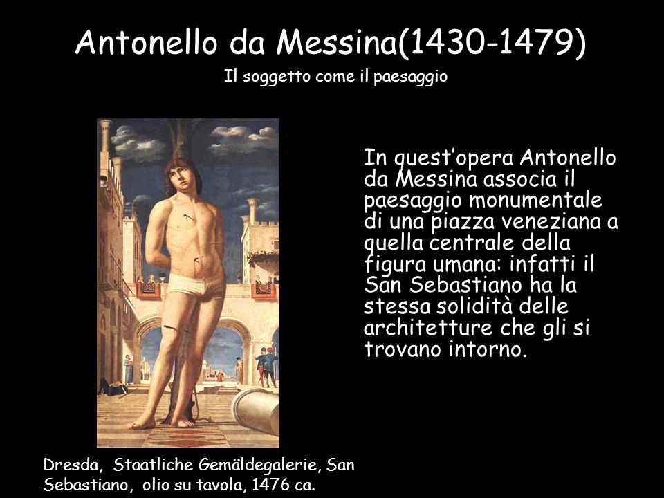 Antonello da Messina(1430-1479)
