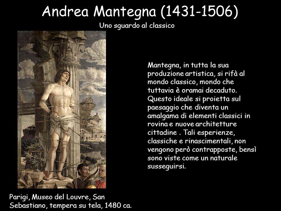 Andrea Mantegna (1431-1506) Uno sguardo al classico