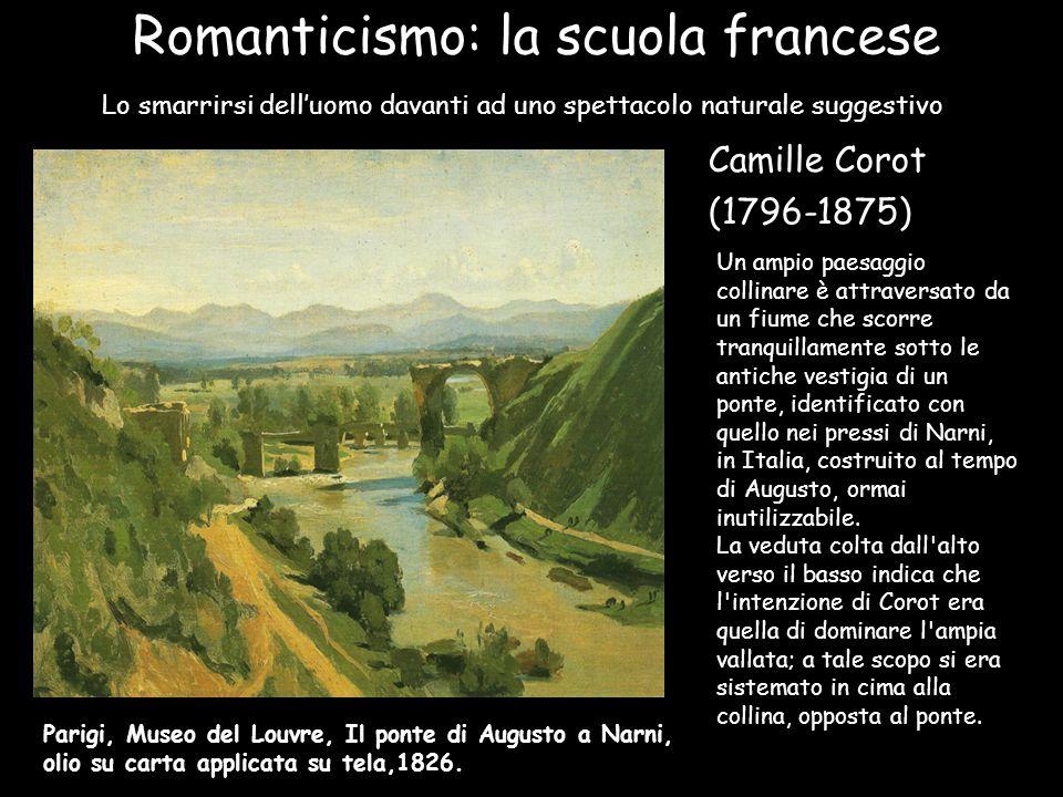 Romanticismo: la scuola francese