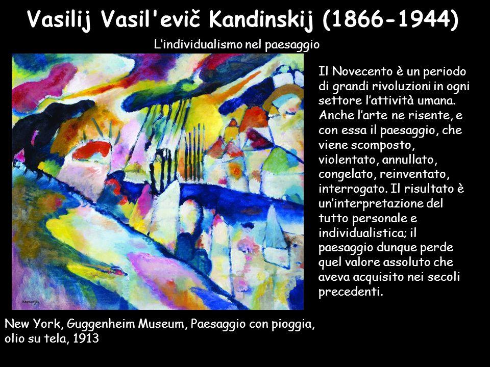 Vasilij Vasil evič Kandinskij (1866-1944)