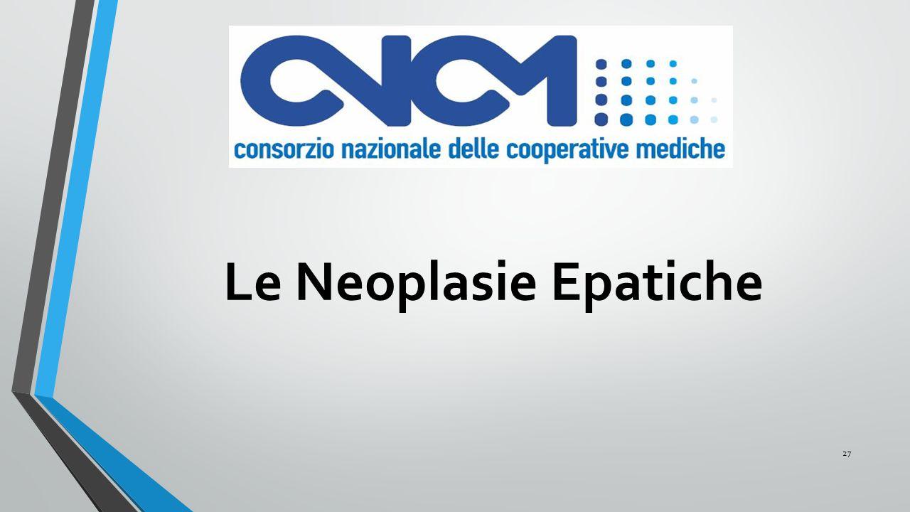 Le Neoplasie Epatiche
