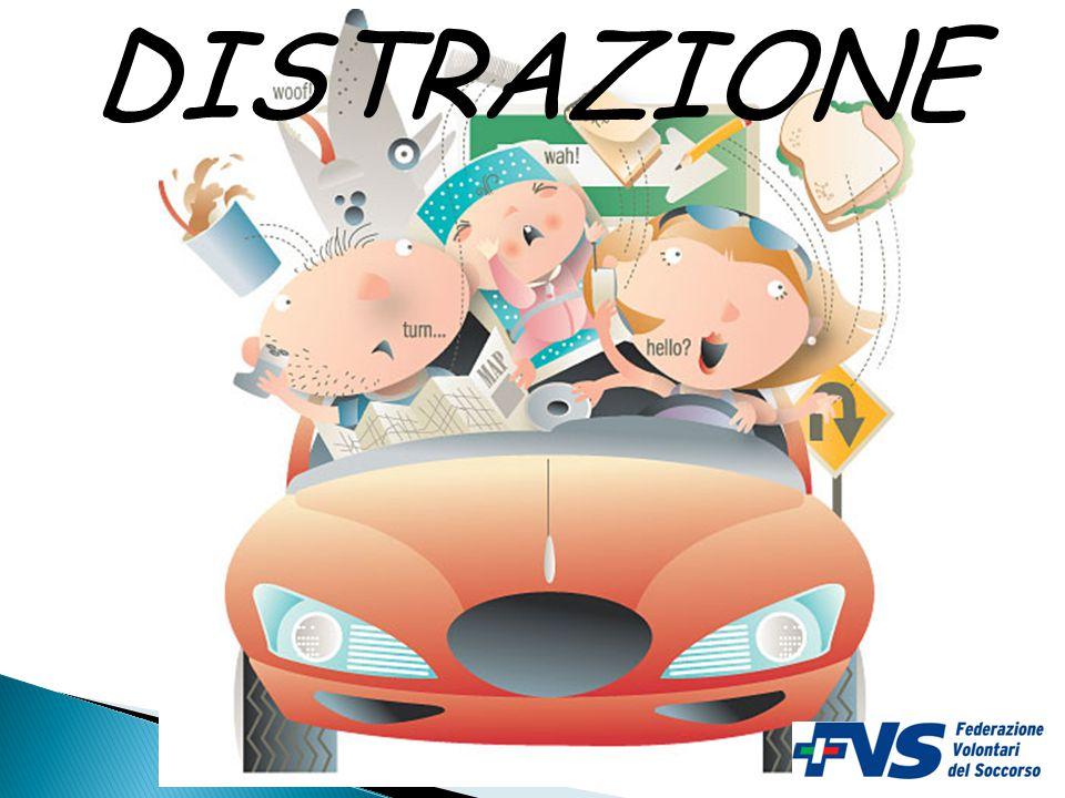DISTRAZIONE