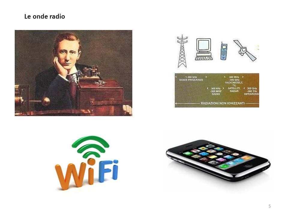 Le onde radio