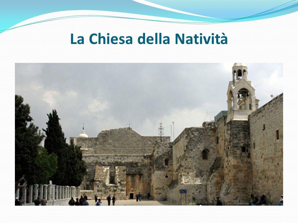 La Chiesa della Natività