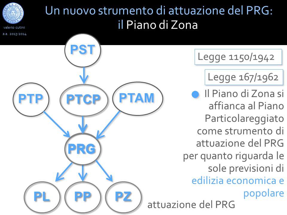 Un nuovo strumento di attuazione del PRG:
