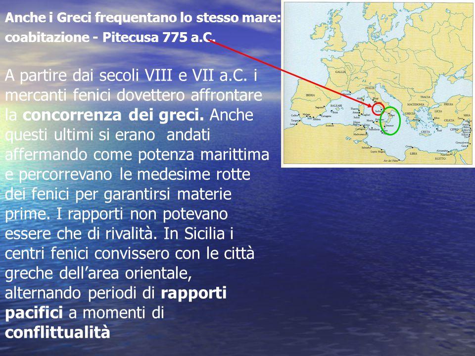 Anche i Greci frequentano lo stesso mare: