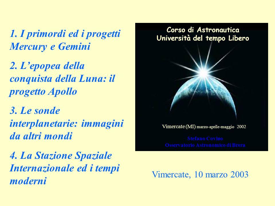 Università del tempo Libero Osservatorio Astronomico di Brera