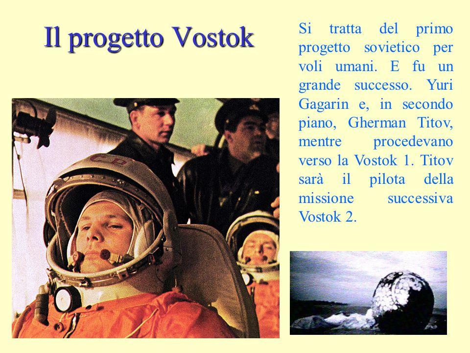 Il progetto Vostok